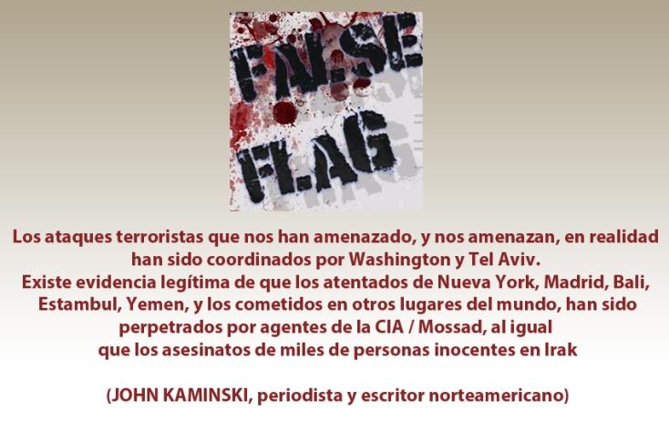 Bandera-falsa