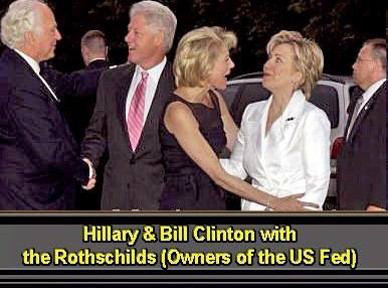 clintons-rothschilds